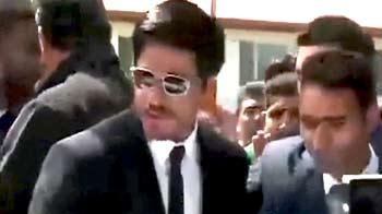 Video : मलिक का शाहरुख पर बयान, भारत ने जताया ऐतराज