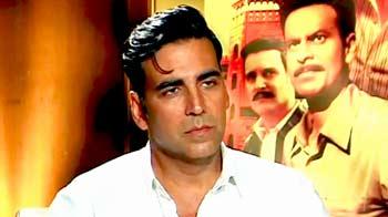 Video : 'स्पेशल-26' से खुश हैं अक्षय कुमार