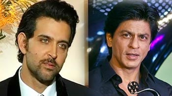 Let me get back to making movies: SRK; Hrithik on Kristen's compliment