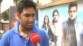 Video : Fans react to <i>Vishwaroopam</i> controversy