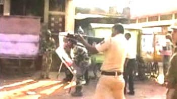 Video : Almost a month after Dhule riots, police faces ire