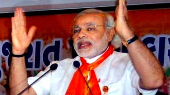 Video : JD(U) slams VHP support for Modi, says 'sadhus can't decide PM candidate'