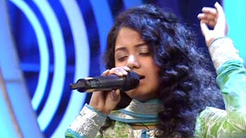 Anwesha performs at the Telethon