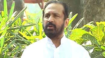 Video : Fast-track trial for corruption for Kalmadi, face of Commonwealth Games