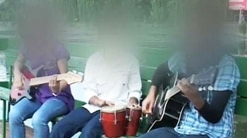 Video : For Kashmir's all-girls band, a chorus of support