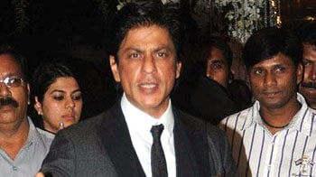 SRK's Valentine's date in Muscat