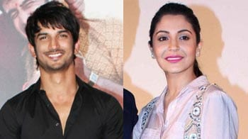 Fighters' club: Anushka and Sushant