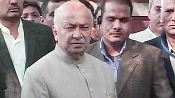 Video : President rejected Afzal Guru's mercy petition on February 3: Shinde