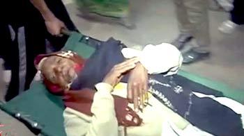 Video : इलाहाबाद रेलवे स्टेशन पर भगदड़, 36 लोग मरे