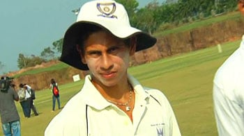 Video : Mumbai captain Siddhesh Lad dreams of playing for india