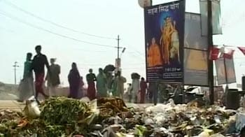 Video : Maha Kumbh: Pilgrims leave their sins, and tons of trash, behind