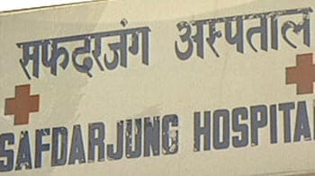 Video : Six-year-old with signs of severe sexual assault lies alone in Delhi hospital