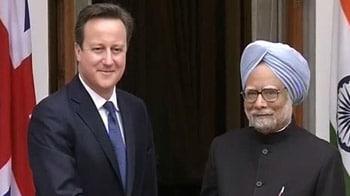 Video : Agusta probe: PM conveys India's concerns, Cameron assures cooperation