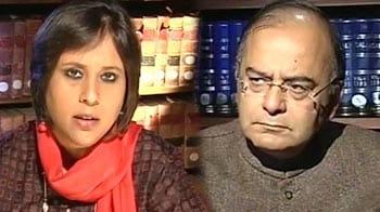 Video : US denying Modi a visa makes no sense: Arun Jaitley to NDTV