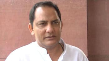 Video : Hyderabad's Azhar says the game must go on