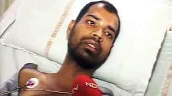 Video : हैदराबाद धमाके : मक्का मस्जिद धमाके में घायल युवक भी जख्मी
