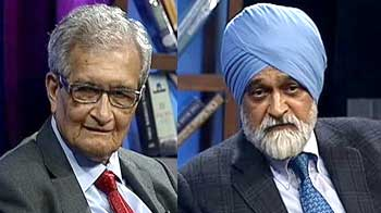 Video : Amartya Sen and Montek Singh Ahluwalia on the India story