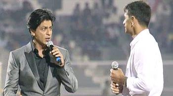 Videos : शाहरुख खान का पहला प्यार है खेल