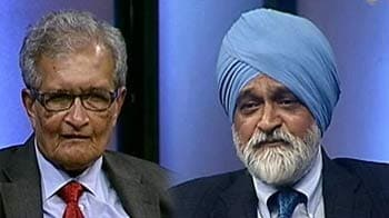 Video : Is the India story in trouble? Amartya Sen and Montek Singh Ahluwalia discuss