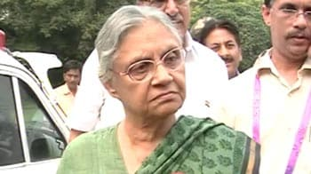 Video : Cut down use of power if you can't afford tariff hike: Sheila Dikshit
