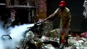 Video : Hyderabad Blasts: No breakthrough in investigations yet