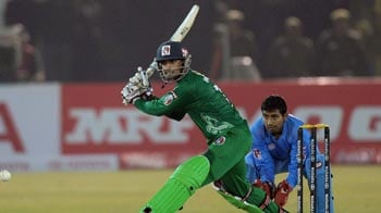 Video : Amit Verma strikes back-to-back fifties