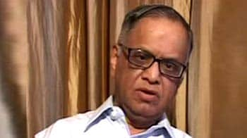 Video : Many uncertainties; hope govt achieves the growth rate: Infosys' Narayana Murthy