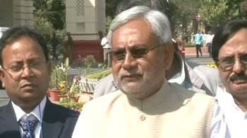 Video : In Budget 2013, an attempt to woo Nitish Kumar?