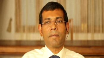 Video : Maldives Govt trying to get rid of me: Nasheed
