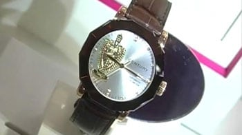 Video : Lord Balaji at arm's length in a new luxury watch
