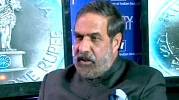 Video : Budget to re-energize economy: Anand Sharma