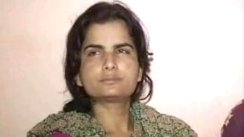 Video : I think Raja Bhaiya will be arrested soon, says murdered cop's wife