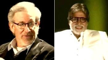 Video : I backpacked through India 30 years ago: Steven Spielberg to Big B