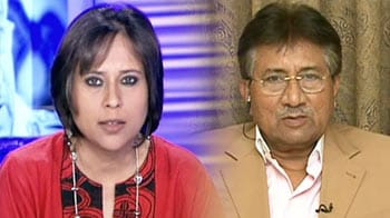 Video : Musharraf indicates he crossed Line of Control in 1999