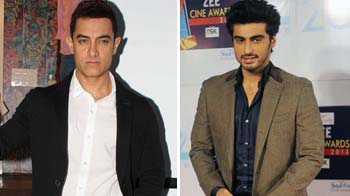 2013 is all about Arjun Kapoor, Aamir's search for the perfect script is on