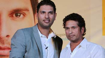 Video : Why Sachin feels Yuvi is 'special'