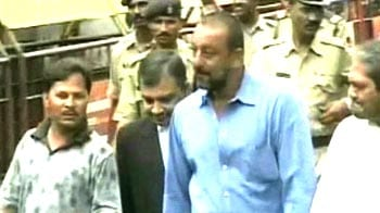Video : Sanjay Dutt gets 5 years in jail for 1993 Bombay blasts case