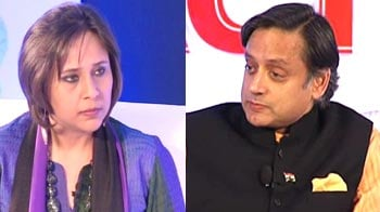 Video : Tharoor, Omar on pros & cons of tweets