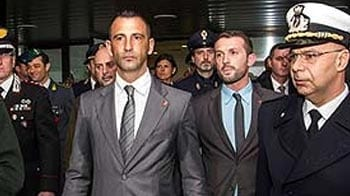 Video : Italian marines to return to India today to face trial