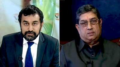 Video : Sachin is different: BCCI president Srinivasan