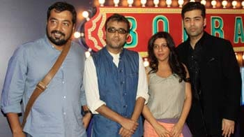 Bombay Talkies: Four directors, four stories, one film