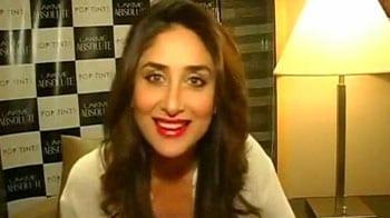 Video : I respect Saif as an actor: Kareena