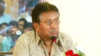 Video : I have returned for my people, will contest polls: Pervez Musharraf