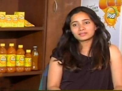 Video : Mango beverage market in India