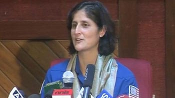 Video : I had samosas in space with me, says astronaut Sunita Williams