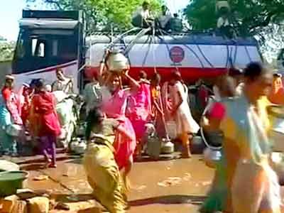 Video : Drought spurs debts, delays weddings in this village