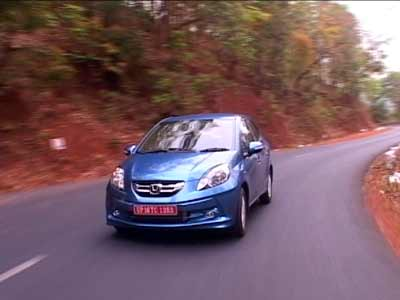 Video : Honda set to Amaze