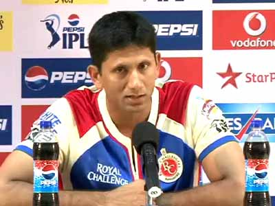 Video : We depend on Gayle, admits RCB bowling coach Prasad