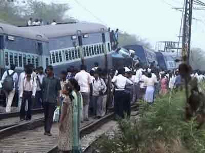 Video : Tamil Nadu train accident: 11 coaches of passenger train derail; 1 dead, 50 injured