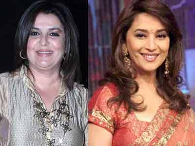 Video : Farah to choreograph Madhuri and Ranbir, Salman vs. Members of Parliament